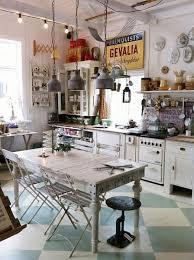 Wood Bohemian Kitchen Decoration