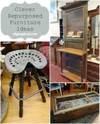Surprising Ideas Repurposed Furniture Clever DIY Inspired