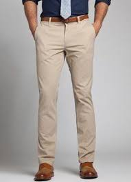 Trousers With Brown Shoes