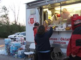 100 Salvation Army Truck Pickup Disaster Response Services The Central Oklahoma