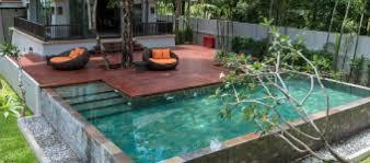 chambre d hotel avec piscine privative koh lanta en thaïlande layana resort spa à partir de 140 la