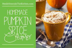 Iced Pumpkin Spice Latte Nutrition Facts by Pumpkin Spice Creamer Grain U0026 Gluten Free And Paleo Friendly
