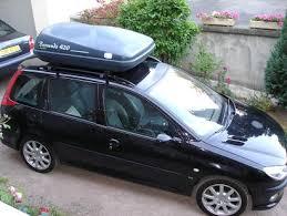 coffre toit de voiture coffre de toit 206 peugeot forum marques