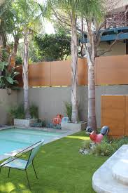 Design Ideas: Backyard Designs With Wood Above Concrete Wall And ... Backyards Cozy Small Backyard Patio Ideas Deck Stamped Concrete Step By Trends Also Designs Awesome For Outdoor Innovative 25 Best About Cement On Decoration How To Stain Hgtv Impressive Design Tiles Ravishing And Cheap Plain Abbe Perfect 88 Your