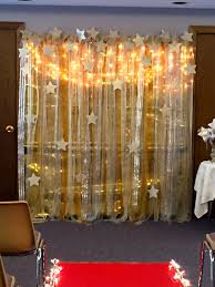 Foil Fringe Curtain Dollar Tree by Young Women U0027s In Excellence Red Carpet Night Of Stars The