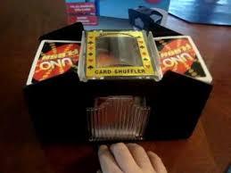 Uno Decks by 4 Deck Card Shuffler Youtube