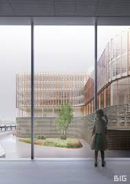 100 Metaform Design BIG Design A Wooden Office Building At Luxembourg