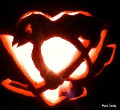 Easy Shark Pumpkin Carving by Puck Daddy Hockey Halloween Pumpkins Of Puck Puck Daddy Nhl