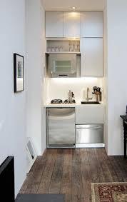 100 Appliances For Small Kitchen Spaces Rusticsmallkitchendesignwithwoodenfloormetalaccentandwhite