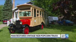 Popcorn Truck That Served Henry Ford's Family Restored In W. MI ... No Popcorn For Little Falls Movie Theater Wcco Cbs Minnesota New Ulms Popcorn Wagon Back In Business Local News The Truck Rides Again Portraits Of Elmira Under The Hood 1930 Ford Model Aa Truck By Cretors Boom Corn On Behance 1912 T For Sale Classiccarscom Cc1009558 Step Van Jenny Nicholson Twitter A Popcorn Truck J H Fentress Antique Museum Holcomb Hoke What Is Your Favorite Nyc Food Brooklyn Co Parks Poppin Box Gourmet Shop 723 Photos 84 Reviews
