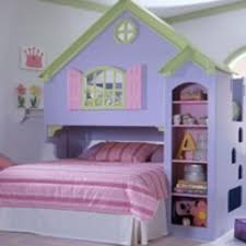 Find more Dollhouse Princess Bunk Bed Loft Full twin Bed With