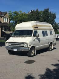 1974 Dodge Camper Van Conversion