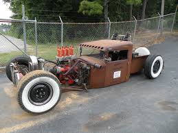 Is The Rat Rod A Type Of Restomod?