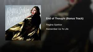Folding Chair Regina Spektor Piano by End Of Thought Bonus Track Youtube