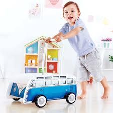 Hape Kitchen Set Nz by Hape Vw Combi Van Walker Blue Toy At Mighty Ape Nz