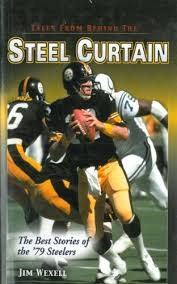 Steelers Behind The Steel Curtain by Amazon Com Tales From Behind The Steel Curtain The Best Stories
