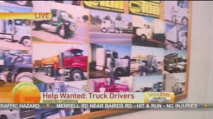 Help Wanted: Truck Drivers « Good Day Sacramento