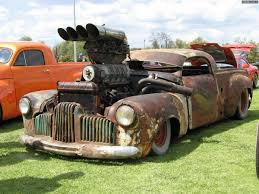 Rat Rod Trucks - Rat Rod City
