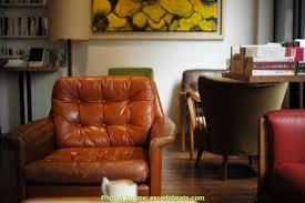 beau comment nettoyer canapé cuir qui colle artsvette