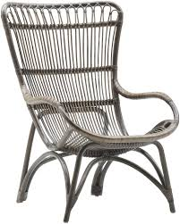 Sika Design – Monet Collection, Rocking-chair / Armchair / Footstool ...