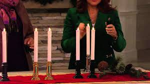 Halloween Flameless Taper Candles by Flameless Taper Candles Luminara Set Of 2 Dualpowered Flameless