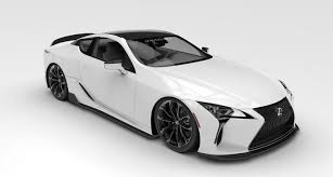 Awesome Lexus 2017 Rendered A Modified Lexus LC 500 by Jon Sibal