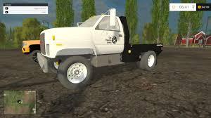 100 Top Kick Truck GMC TOPKICK V1 TRUCK Farming Simulator 2019 2017 2015 Mod