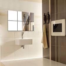 home décor 16pcs 15 15cm selbstklebend spiegel aufkleber