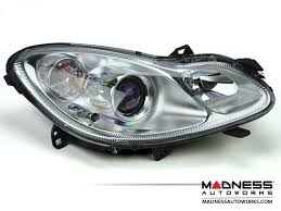 smart car headlights european design by magneti marelli
