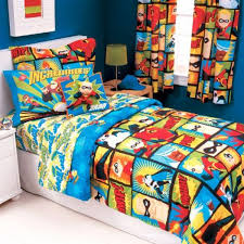 Queen Size Batman Bedding by Trend Superhero Bedding For Boys All Modern Home Designs
