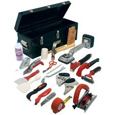 Home Depot Carpet Replacement by Roberts Pro Carpet Installation Tool Kit With 22 Tools And Steel