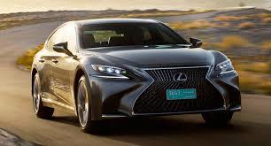ls uk new lexus ls 500h starts at 72 595 in the uk car news