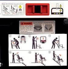 Ferno Stair Chair Instructions by Ferno Model 59 E Ez Glide Evacuation Chair Mfi Medical