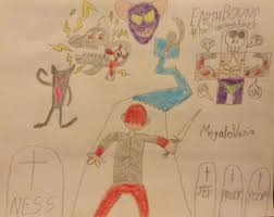 Earthbound Halloween Hack Megalovania by Awkward Zombie View Topic Undertale Featuring The Comic Here Is