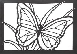 Butterflies Little Stained Glass Coloring Book Additional
