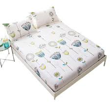 Aliexpress Buy 3 PCs 100% Cotton Fitted Sheet Anime Bed