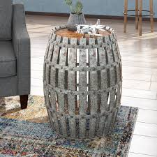 Trent Austin Design Gibbs Wood And Metal Barrel End Table & Reviews ... Wing Back Lounge Chair In Distressed Black Leather Martha Washington Accent Chairs Pair Linen Fabric Etsy Heaney Upholstered Storage Bench Reviews Joss Main Mapped The 13 Best Design And Fniture Stores Atlanta Curbed Milagros Side Allmodern Shipping Rates Services Uship Hashtag Home Douglas Wayfair Fairways At Peachtree City Apartments Ga Miss Millys Event Rental Design 15 Small Towns Near You Should Visit Soon Trent Austin Gibbs Wood Metal Barrel End Table