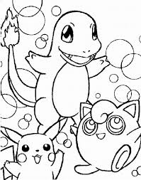 Cool Printable Pokemon Coloring Pages Best Ideas For Children