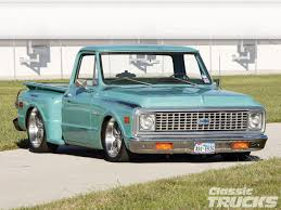100 69 Chevy Truck Pictures 1971 Chevrolet C10 Hot Rod Network