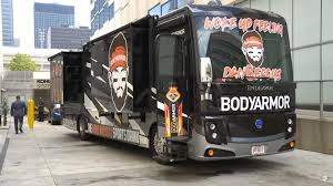 100 Truck Rental Cleveland Baker Mayfield Gets RV Upgrade For Sophomore Season With Browns