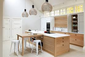 Fresh And Simple Kitchen Design For Middle Class Family