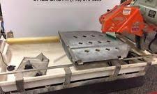 Mk Tile Saw Blades by Mk Diamond 101 Pro Twice Very 2 Hp 10 Inch Wet Cutting Tile Saw Ebay