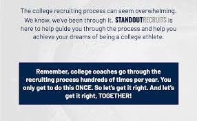 STANDOUT RECRUITS: An In-depth Guide For Student-athletes To Get Voeyball Svg Coach Svg Coaches Gift Mom Team Shirt Ifit 2 Year Premium Membership Online Code Coupon Code For Coach Hampton Scribble Hobo 0dd5e 501b2 Camp Galileo 2018 Annas Pizza Coupons 80 Off Lussonet Promo Discount Codes Herbalife The Herbal Way Coupon Luxury Princess Promo Claires Madison Leopard Handbag Guidelines Ccd7f C57e5 50 Off Nrdachlinescom Codes Coupons Accounting Standout Recruits An Indepth Guide Studentathletes To Get In The Paper Etched Atlas