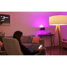 smart home tint led glühbirne leuchtmittel e27 dimmbar 9 5w 60 watt 806 lumen 1800 6500k rgb winkel 240º länge 120 mm