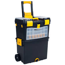 Stalwart - Portable Tool Boxes - Tool Storage - The Home Depot Alinum Truck Tool Boxes Equipment Accsories The Husky 70 In Topsider Black Lowprofile Boxthd70lpb 713 X 205 176 Matte Full Size Dewalt Tstak Vi 17 Deep Box Boxdwst17806 Home Depot Lund 53 In Gun 8227 With Wheel 26 Plastic With Metal Latches Black235580 37 Mobile Job Utility Cart Black209261 Portable Storage Homak 20 Handcarry Redrd120004 18 Drawer Chest Trucks Or Midsize Cargo Management