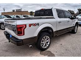 2017 Ford F-150 KING RANCH 4WD SUPERCREW 5.5' BOX In Odessa, TX ...