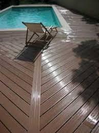 margelle piscine en bois l entretien des plages et margelles de piscine