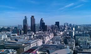 The Skyline Of City London Photograph Paul Owen