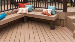 Certainteed Decking Vs Trex by Timbertech Decking Florence Building Materials