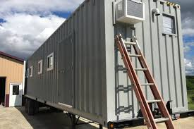 100 Cargo Containers For Sale California Meat Processing In A Box Civil Eats